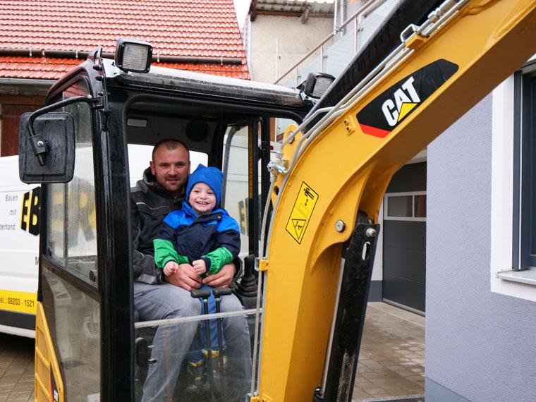 Einfamilienhaus Eberle Bau Kleinaitingen